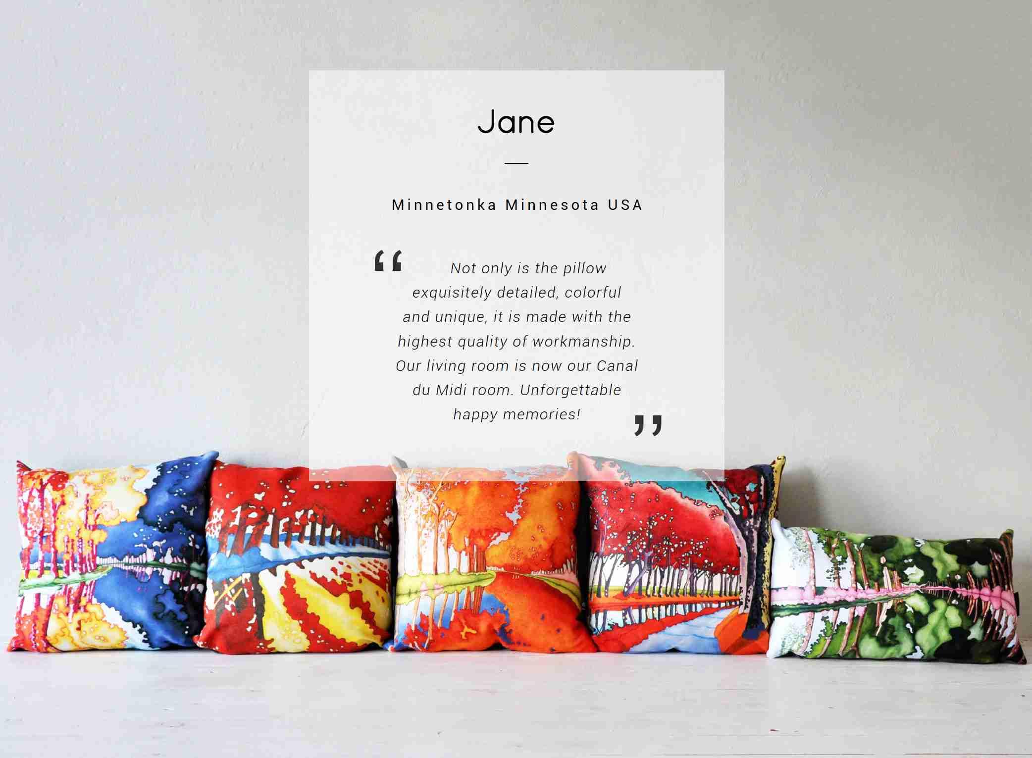 Testimonial Jane