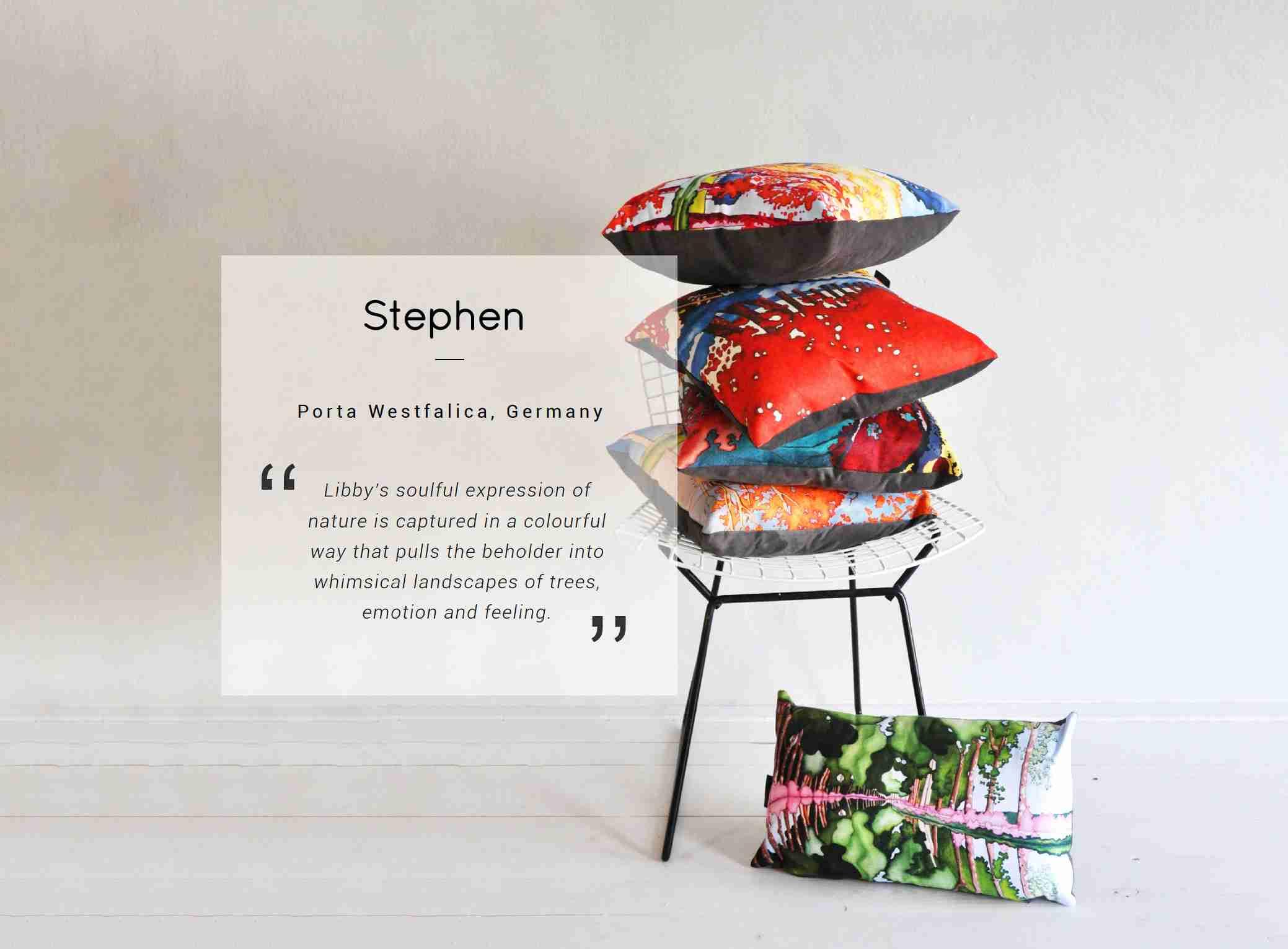 Testimonial Stephen