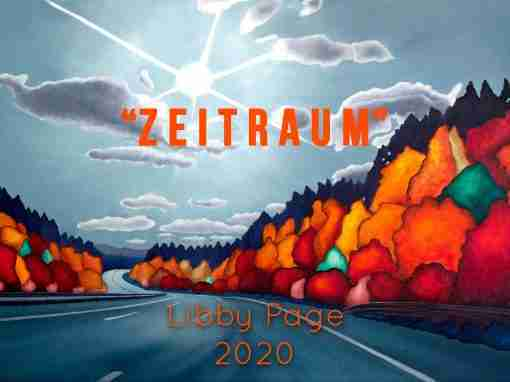 2020 Wall Calendar featuring new paintings by Libby Page